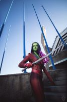 Gamora by niamash
