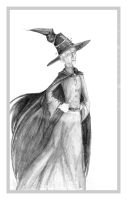 The Lancre Witch by imperfect-illusions