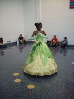 Princess Tiana Cosplay by foxanime101