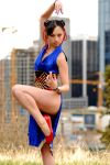 Chun Li Alternate 2a by jagged-eye