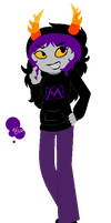 Troll!Minx--- Introduce yourself by Psycho-CandyAddicted