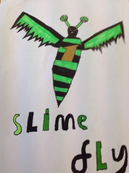 Slime fly by mosterman500