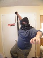 Me being Ninja by Drayle88