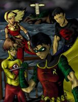 Stormy Waters by teentitans