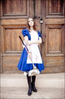 American McGee's Alice cosplay by ryumo