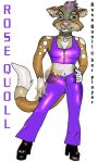 Biker Quoll by Catwoman69y2k