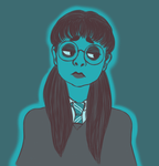 miserable moaning myrtle by mei0sis