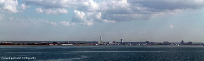 Portsmouth Harbor by Robynness