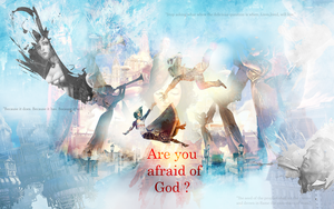 Bioshock Infinite - Are you afraid of God? by xCenere