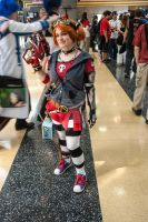 Gaige the Mechromancer Full Shot by littlemissysg