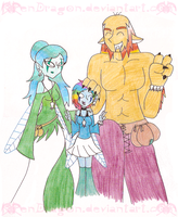 MH: Prizma's Family by KPenDragon