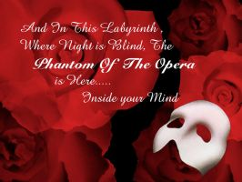 The Phantom Of The Opera by Phantom-Spider