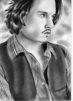 johnny depp by nonam