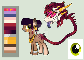 Cow Plant Pony :Auction CLOSED: by RAVlN