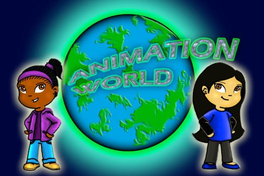 Animation World by Nadz007