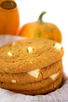 Pumpkin Cookies by chat-noir