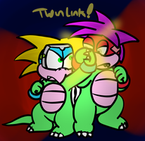 Wonder twin powers ACTIVATE by SuperKoopaTroopa