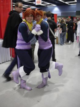Cheshire Twins, OURAN by Little-Kitsune2