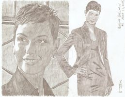 Morena Baccarin by eazy101