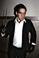 Luigi Largo from Repo! The Genetic Opera cosplay by ViluVector