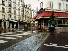 Streets of Paris V by xXCold-FireXx