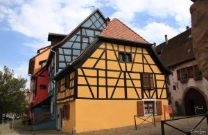 Another timbering house - Alsace by oxalysa