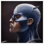 Captain America by AndyFairhurst