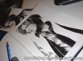 Ruki WIP by narcistep