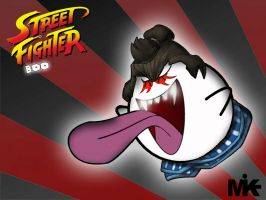 Street Fighter Boo by MightyMusc