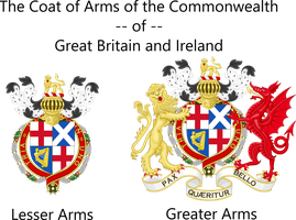 Coat of Arms of the Commonwealth by JeffreyBuchananP