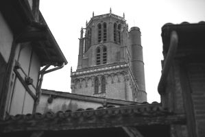 Albi steeple by OlivierAccart