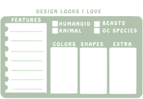 What I like about designs Blank by griffsnuff