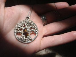 Tree of Life Pendant by Bodhisama