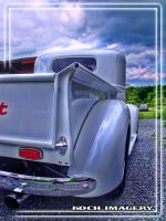 old chevy by Eturnaldesign