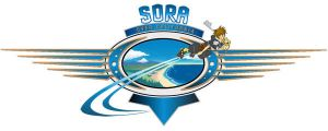 Sora over Cali by finem