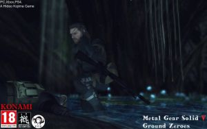 Metal Gear Solid V: Ground Zeroes by 32Rabbit