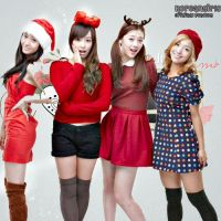fx Christmas by SujuSaranghae