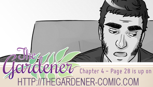 The gardener - Chapter 4 page 28 by Marc-G