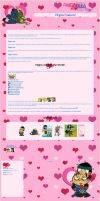 BellumBeck Valentine CSS v.2 by CyphonFiction