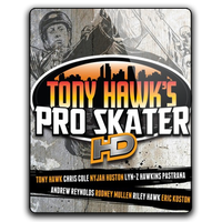 Tony Hawk's Pro Skater HD Icon by dylonji