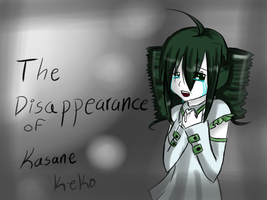 The Disappearance of Keko 01 by DaDoofus
