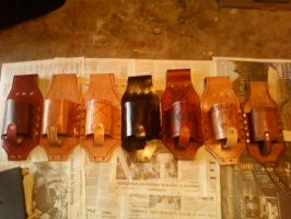 Beer Holsters by JoshSkaarup
