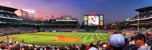 Turner Field Panorama by DreAminginDigITal