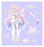 [CLOSED] Adoptable kitty Kat by volkec