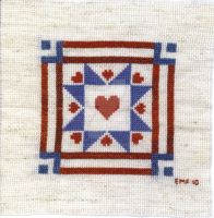 American Quilt by niakane