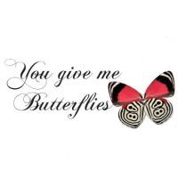 You Give Me Butterflies Box by TheButterflyBabe