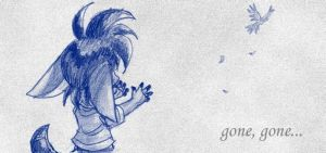 I feel so sad Pichi is gone by ChaloDillo