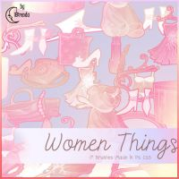 Women Things II Brushes by Coby17