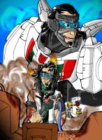 Wheeljack, Ticking Time Bomb by miraibaby