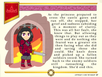 Another Princess Story - No More Running by Dragon-FangX
